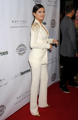 Selena Gomez 3rd Annual Unlikely Heroes Awards & Gala3